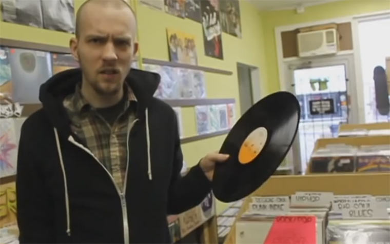 Sh*t People Say At Record Stores