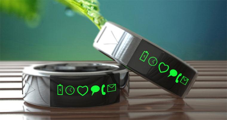 Smarty Ring - digitaler Allzweckanzeiger