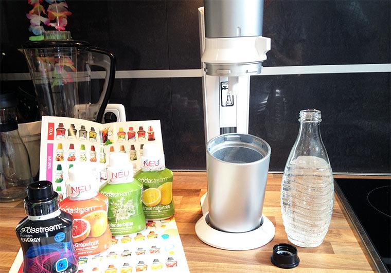 Test & Verlosung: SodaStream-Sprudler sodastreamtest_04