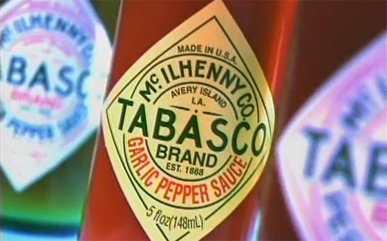 Kurzdoku: Herstellung von Tabasco tabasco