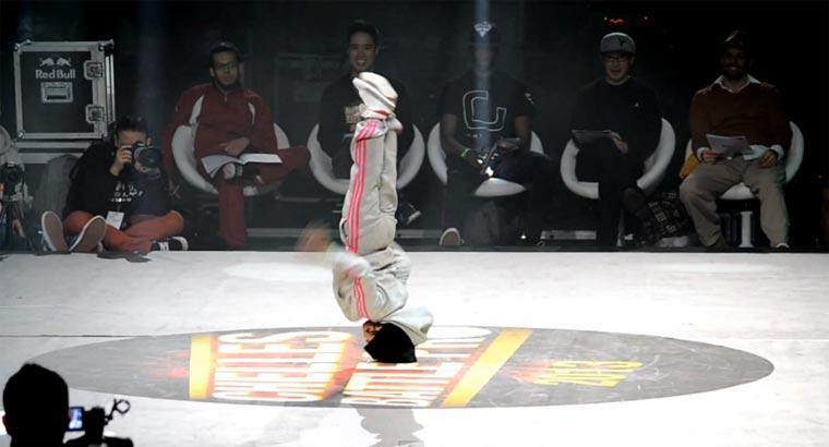 6-Jährige macht beim Breakdance alle platt terra_breakdance