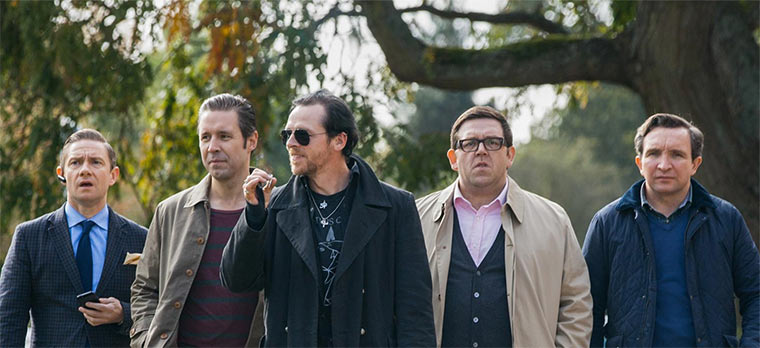 Review: The World's End the-worlds-end