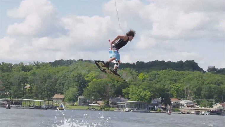 Wakeboarding Insanity