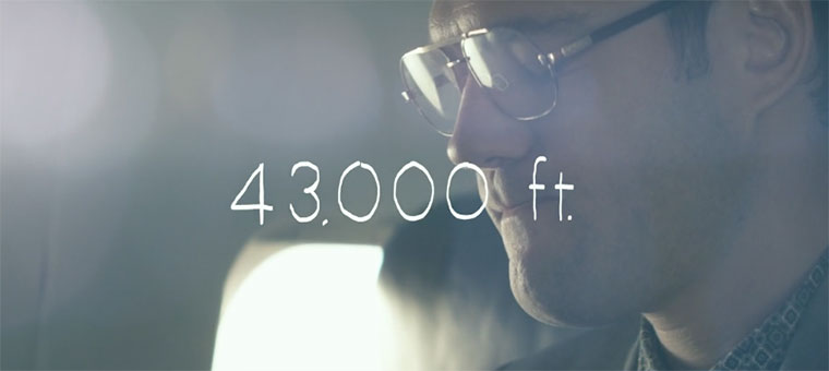 43.000 Feet 43000ft