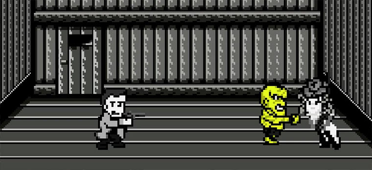 8-Bit Cinema: Sin City 8-Bit-Cinema_Sin-City