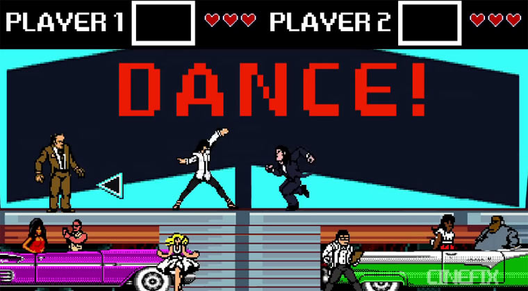 Pulp Fiction als 8-Bit Game 8bitpulpfiction
