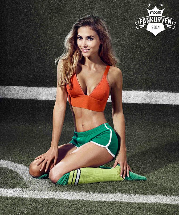 Die schönsten Fußballsticker der Welt AXE_Fankurven_2014_04
