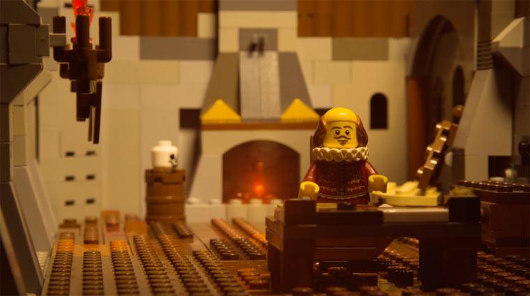 LEGO Stopmotion: Action Bill Action-Bill