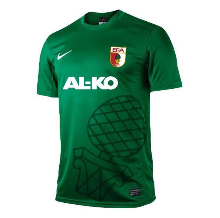 Alle Bundesliga-Trikots 2014/15 Augsburg_Trikot_02