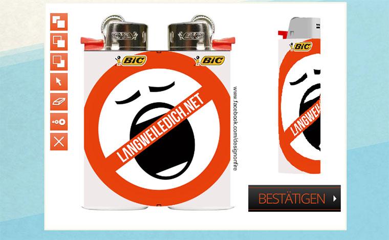 BIC Feuerzeugdesign-Wettbewerb 2014 BIC_2014_02