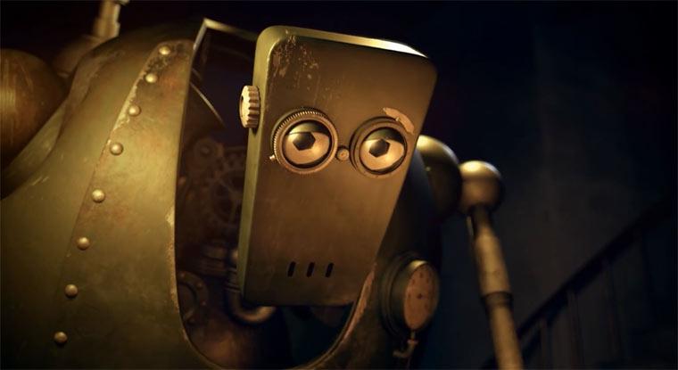 Bibo, der Robotereismann Bibo