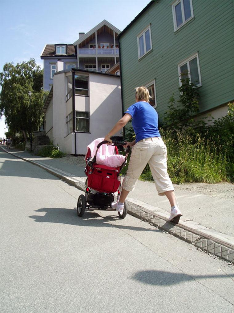 Der norwegische Fahrradlift Bicycle_lift_04