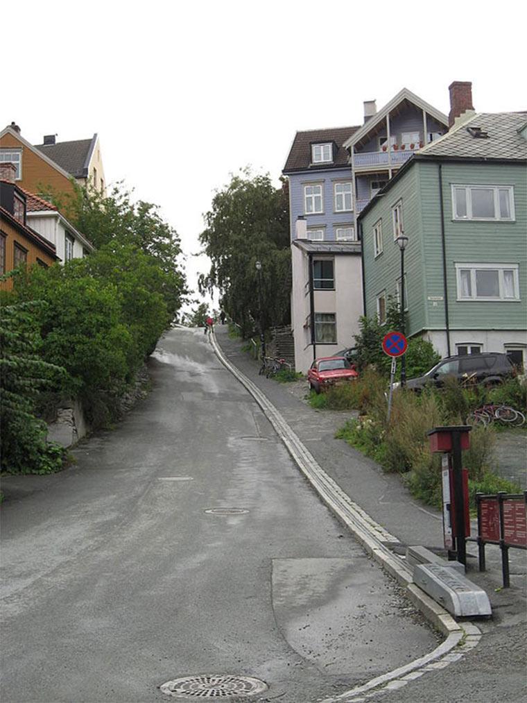 Der norwegische Fahrradlift Bicycle_lift_06