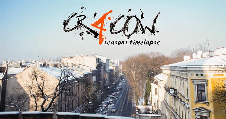 Timelapse durch die Jahreszeiten CR4COW