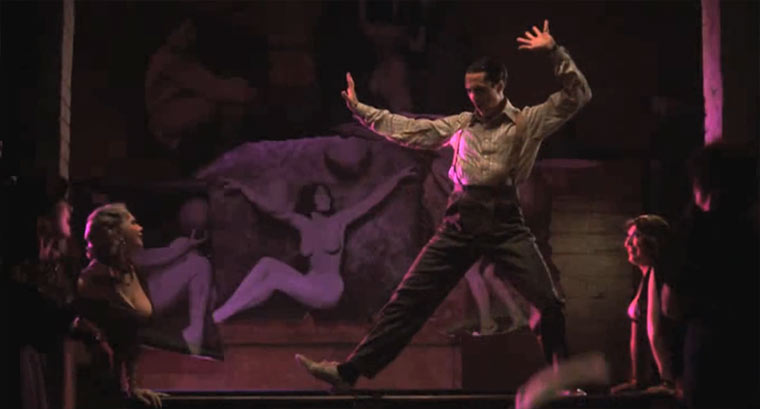 Supercut: Christopher Walken Dancing ChristopherWalkenDancing