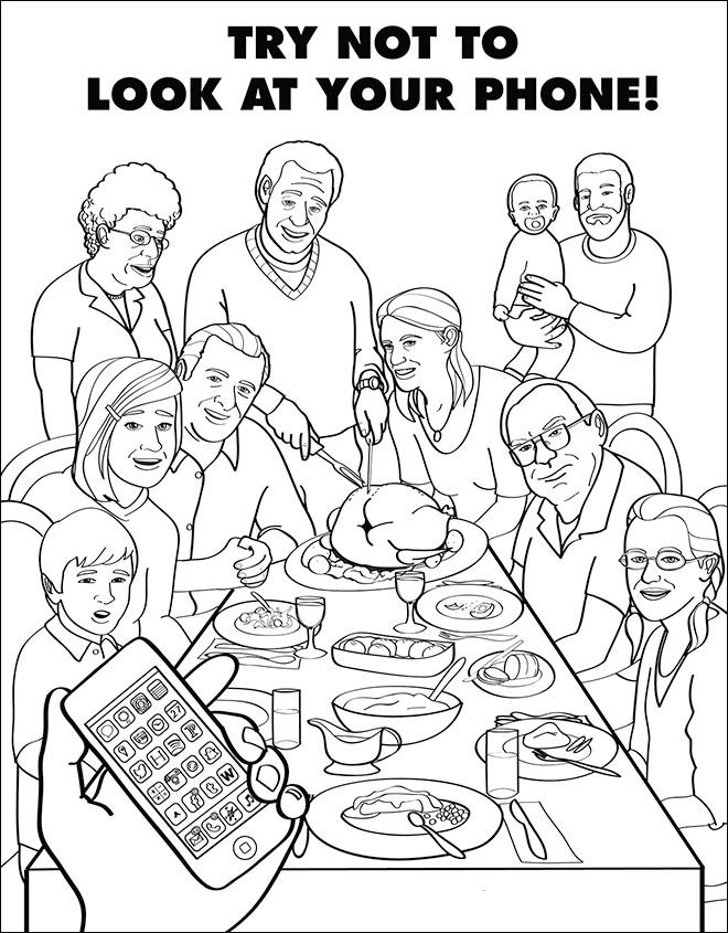 Malbuch für Erwachsene