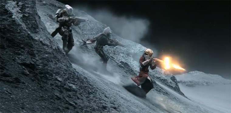 Destiny: Live Action Trailer