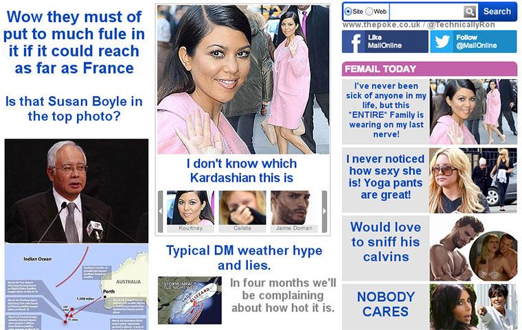 Userkommentare als Zeitungs-Headlines DailyMail_Headlines_06