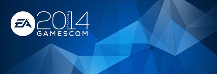 Gamescom 2014: EA Panel Videotream