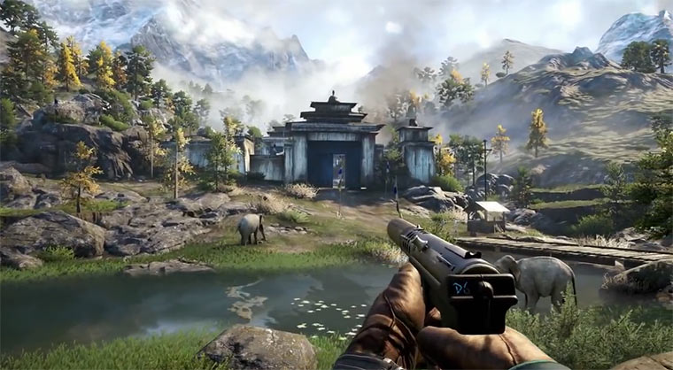 Far Cry 4: Gameplay Walkthrough FarCry4