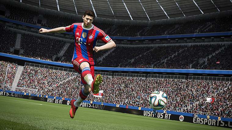 Review: Fifa 15