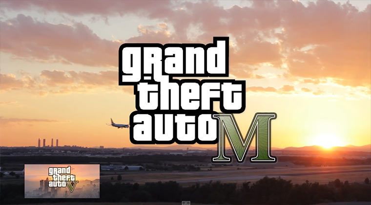 Grand Theft Auto: Madrid GTA-M