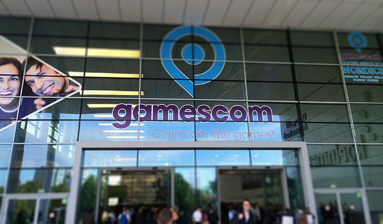 Mein 1. Mal Gamescom Gamescom_01