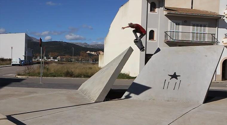 Skateboarding: Gosha Konyshev
