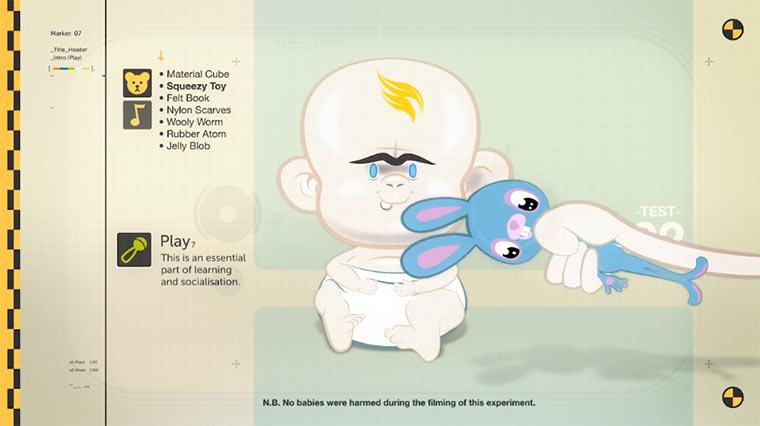 Inakkurater Neugeborenen-Ratgeber