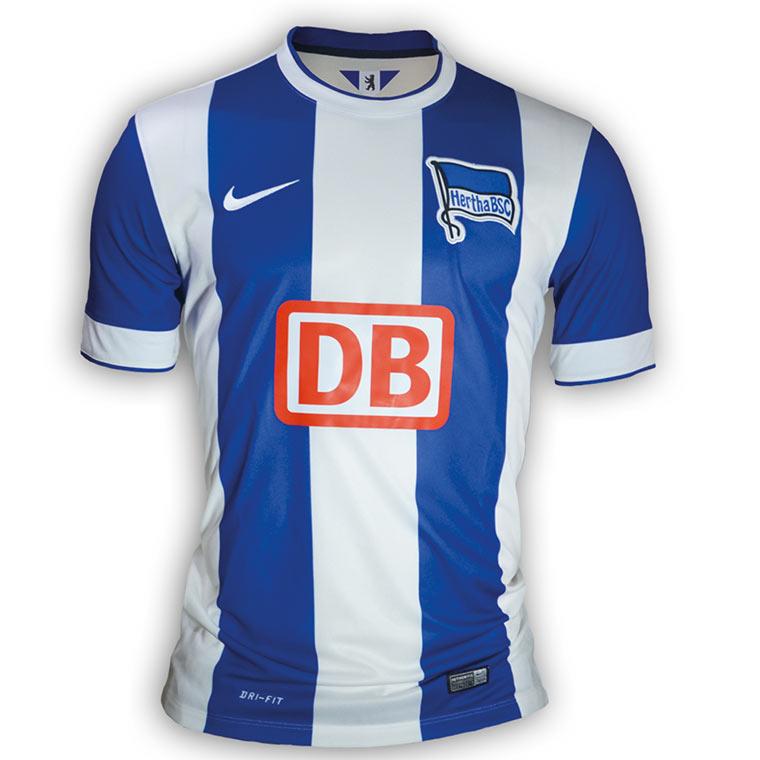 Alle Bundesliga-Trikots 2014/15 Hertha_Trikot_01