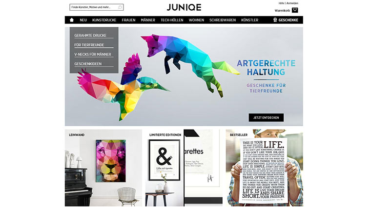 Test & Verlosung: JUNIQE JUNIQE_test_05
