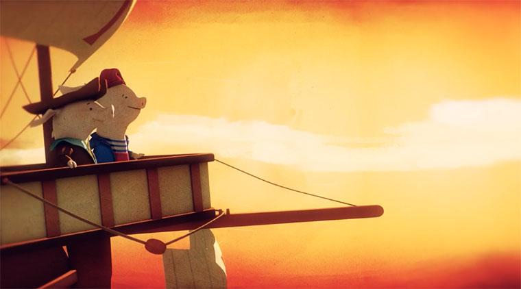 Animated Short: Juste de l'eau JUste_De_Leau