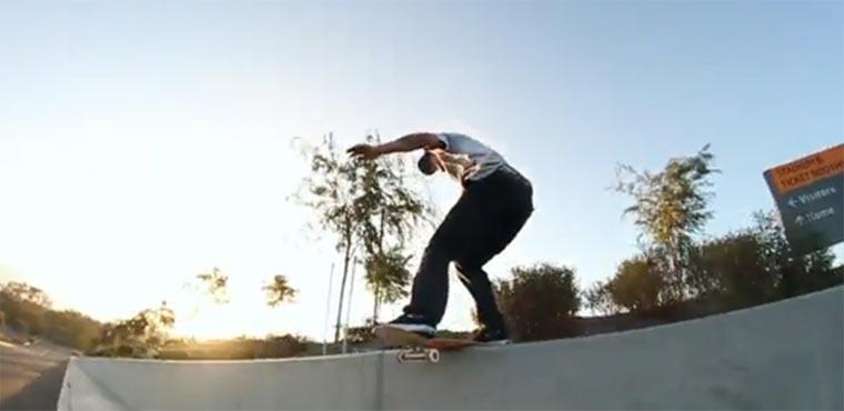 Skateboarding: Jordan Hoffart
