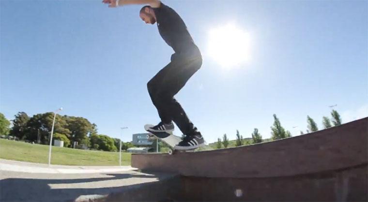 Skateboarding: Klaus Bohms Klaus_Bohms