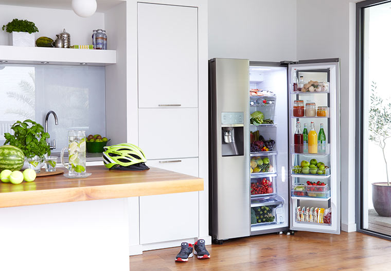 55% haben nur gesundes Essen im Haus Kuehschrank_09