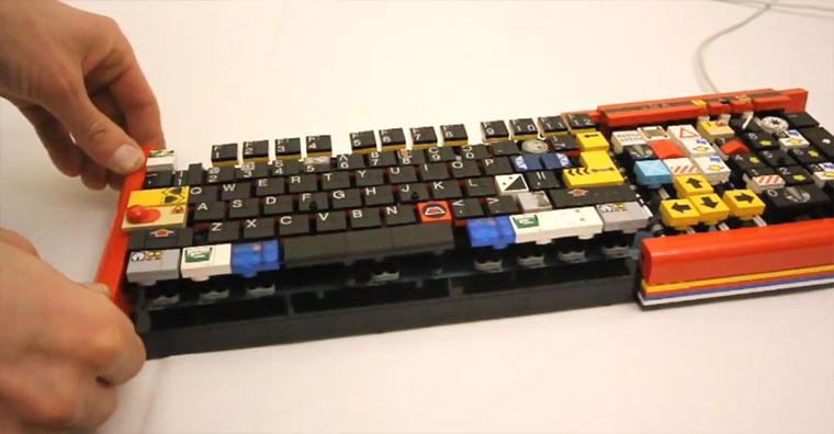 LEGO-Tastatur LEGO-tastatur