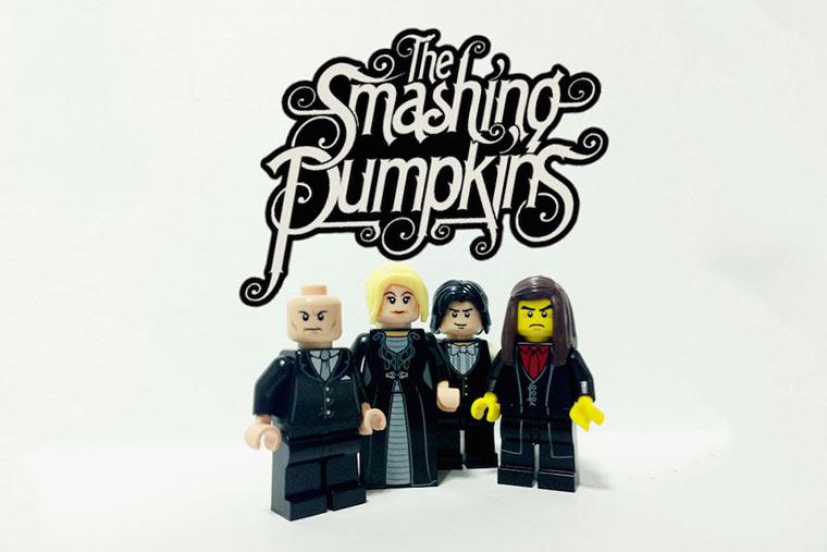 20 ikonische Bands mit LEGO nachgestellt LEGO_Bands_02