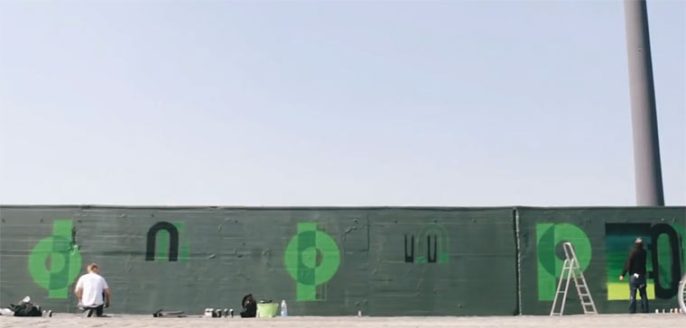 Graffiti: Letter Transformation Letter_Transformation