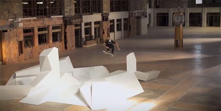 Skateboarding: Luan Oliveira Luan_Oliveira