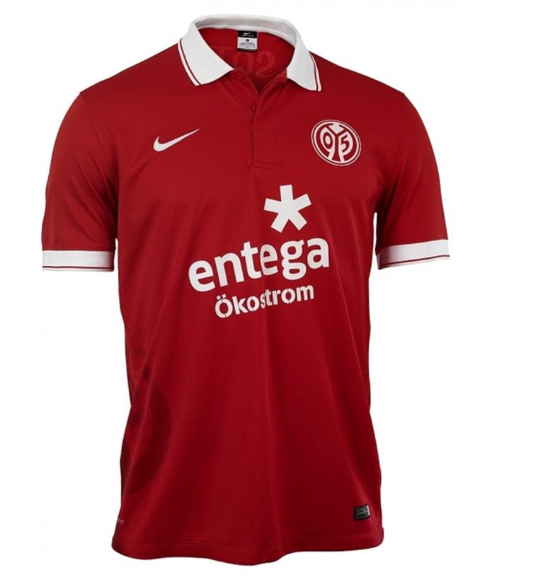 Alle Bundesliga-Trikots 2014/15 Mainz_Trikot_01