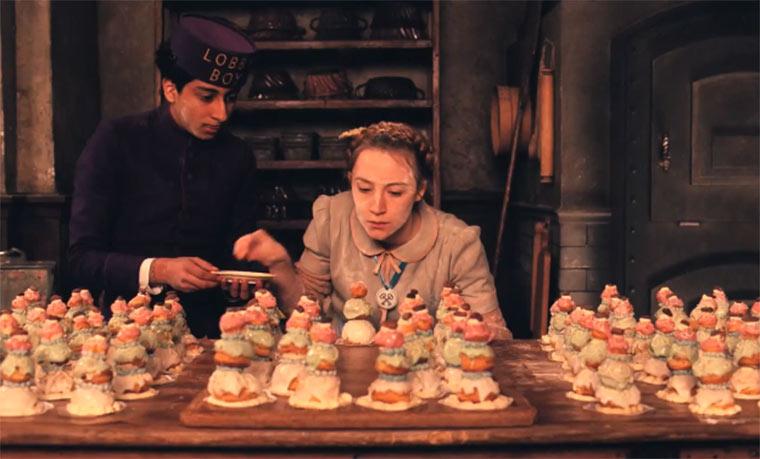Wie man die Törtchen aus Grand Budapest Hotel macht Mendls
