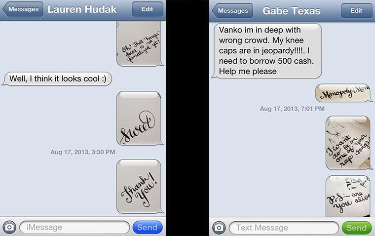 Handgeschrieben auf SMS antworten Modern-Day-Snail-Mail_04