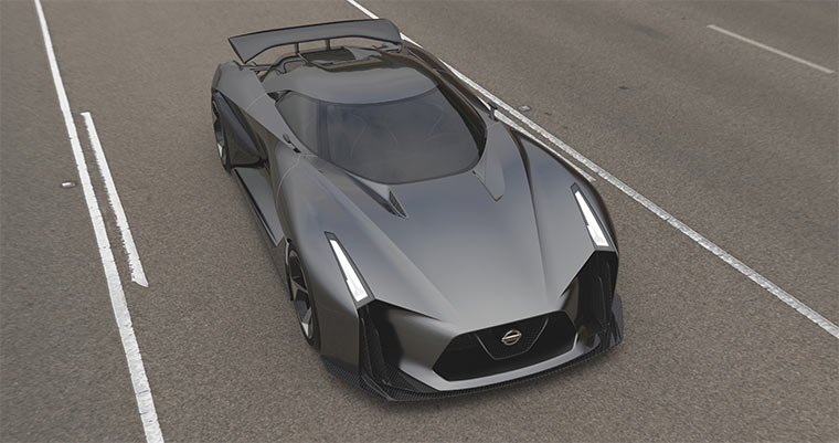 Nissan Concept 2020 Vision Gran Turismo Nissan_2020_GranTurismo_01
