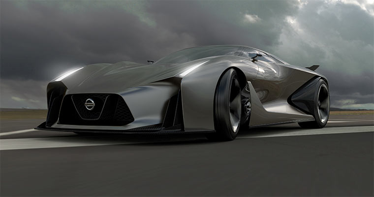 Nissan Concept 2020 Vision Gran Turismo Nissan_2020_GranTurismo_03