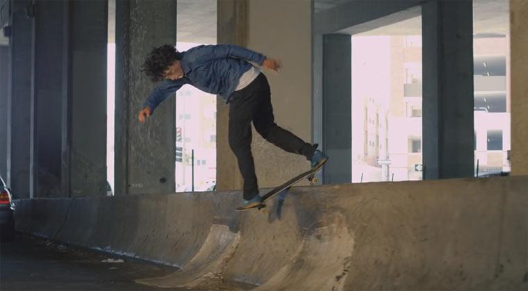 Skateboarding: No time for Dreaming
