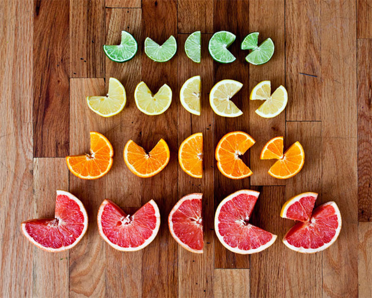 Play: Food Typography