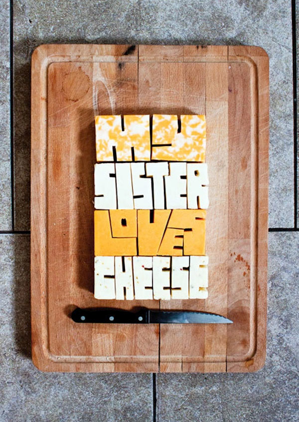 Play: Food Typography Play_02