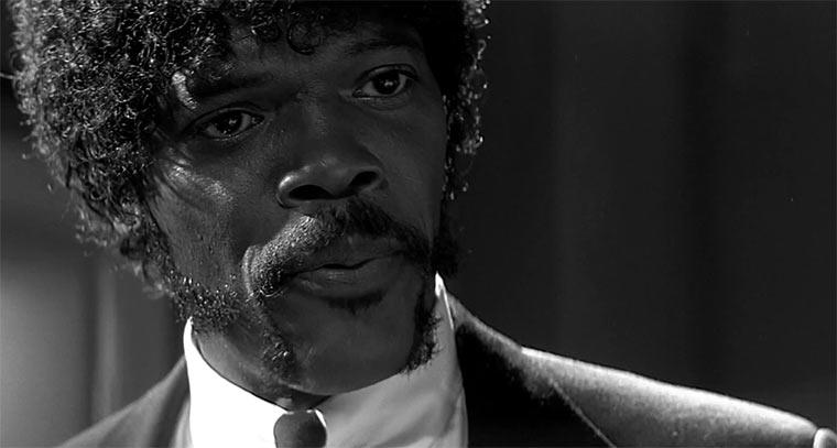 Pulp Fiction im Sin City-Style
