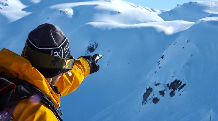 Snowboarding: Mikey Rencz & Jussi Oksanen
