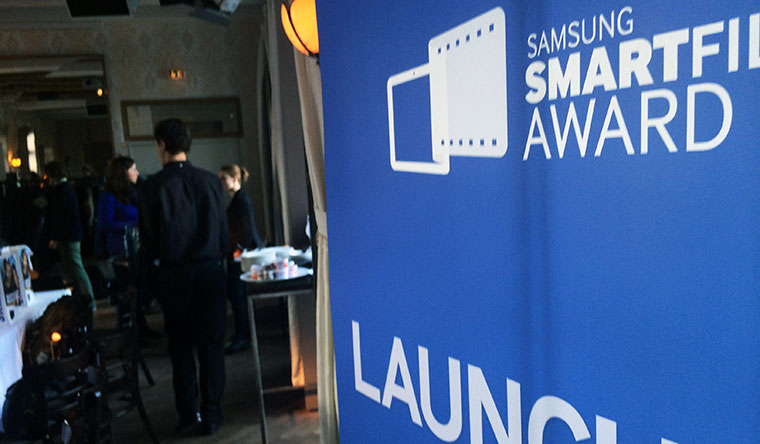 Samsung Smartfilm Award Workshop 2014